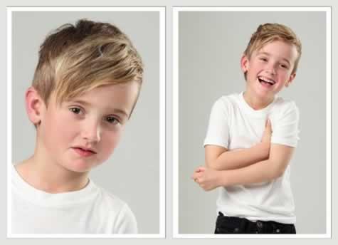Corte de cabello para ninos modernos 2015