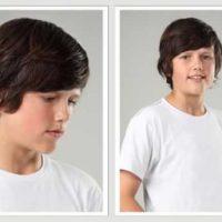 corte de pelo para niño baloncesto