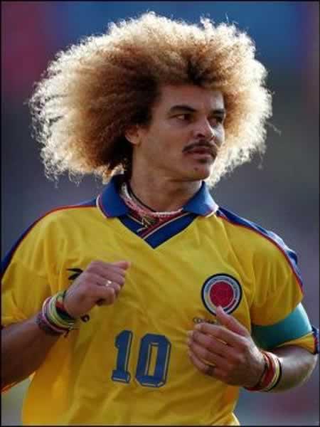 Los cortes de pelo más originales de la Copa América
