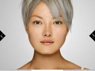 Simulador de cortes de cabello mujer online