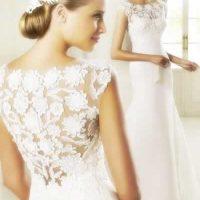 peinado para novia con recogido