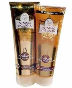 shampoo de henna egipcia