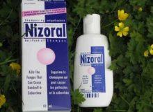 frasco 250g shampoo mizoral