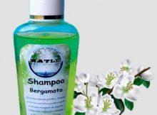 shampoo de bergamota