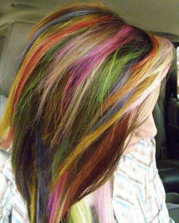 La causa de la caída de los cabello a los niños de 14 años