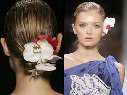 """Si te gustan los accesorios con flores entonces lee sobre mas ideas en  """"Diadema de flores  8 hermosos diseños"""" 39c910785f2b"""