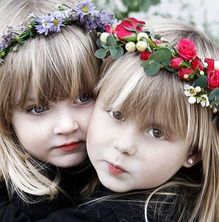 Diademas De Flores 8 Hermosos Disenos 2019 Blog De Peluqueria