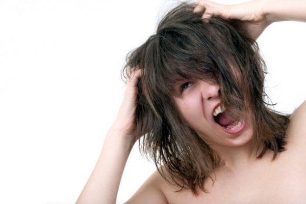 shampoo de durazno