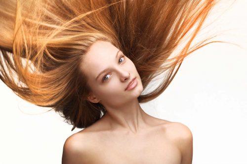 cabello sedoso