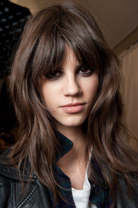 Corte de pelo de mujer degrade