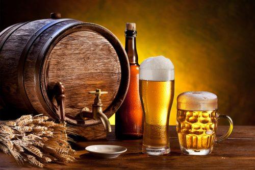 tratamiento con cerveza