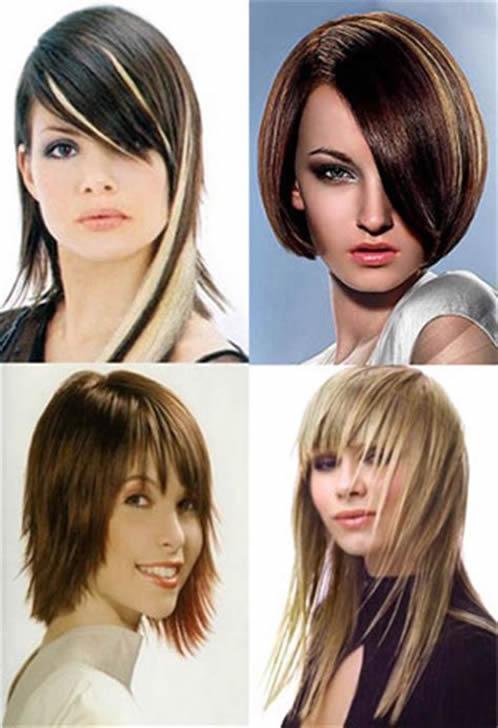 peinados cortes de pelo mujeres cara redonda 017
