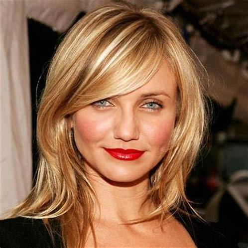 peinados cortes de pelo mujeres cara redonda 027