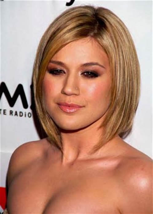peinados cortes de pelo mujeres cara redonda 028
