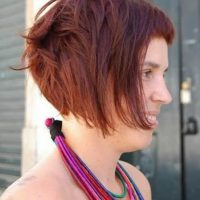 peinados cortes de pelo mujeres cara redonda 029