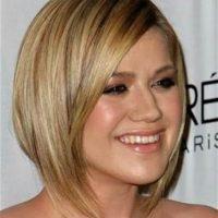 peinados cortes de pelo mujeres cara redonda 039