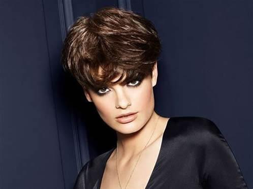 peinados cortes de pelo mujeres cara redonda 093