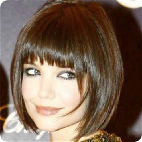 peinados cortes de pelo mujeres cara redonda 094