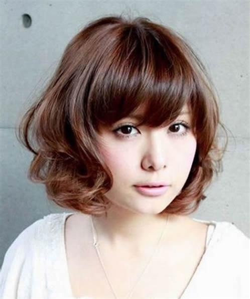 peinados cortes de pelo mujeres cara redonda 098