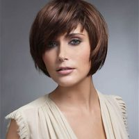 peinados cortes de pelo mujeres cara redonda 113