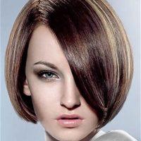 peinados cortes de pelo mujeres cara redonda 126