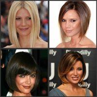 peinados cortes de pelo mujeres cara redonda 130