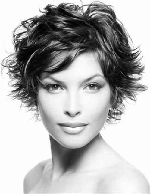 peinados cortes de pelo mujeres cara redonda 137