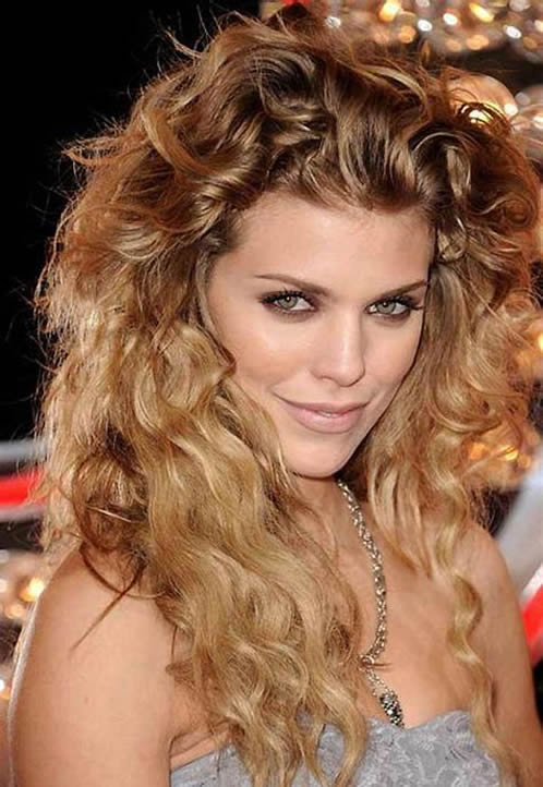 peinados cortes de pelo mujeres cara redonda 138
