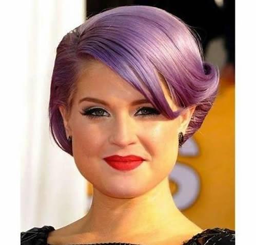 peinados cortes de pelo mujeres cara redonda 139