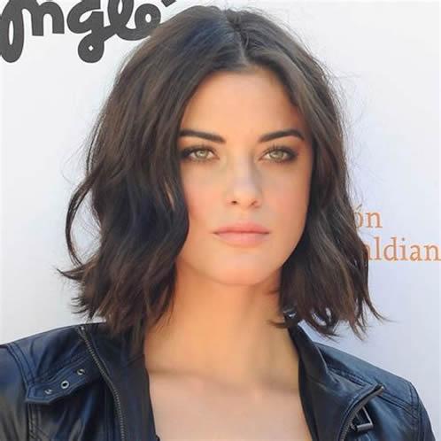 peinados cortes de pelo mujeres cara redonda 140