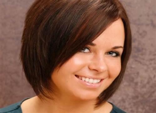 peinados cortes de pelo mujeres cara redonda 150