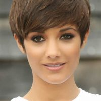 peinados cortes de pelo mujeres cara redonda 154