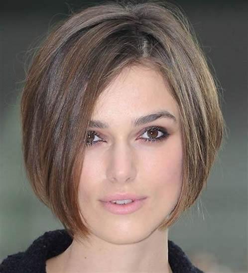 peinados cortes de pelo mujeres cara redonda 155