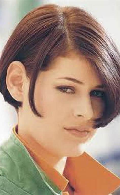 peinados cortes de pelo mujeres cara redonda 165