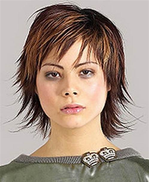 peinados cortes de pelo mujeres cara redonda 171
