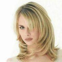 peinados cortes de pelo mujeres cara redonda 176