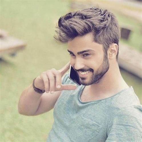 cortes de pelo corto para hombres 043