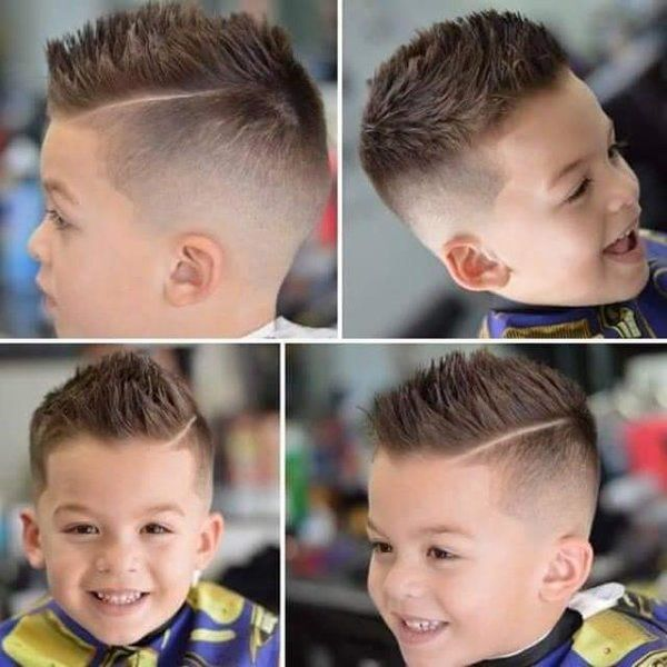 hair cutting styles for boys 2013 112 cortes de pelo modernos para ni 209 os 2018 de 8652
