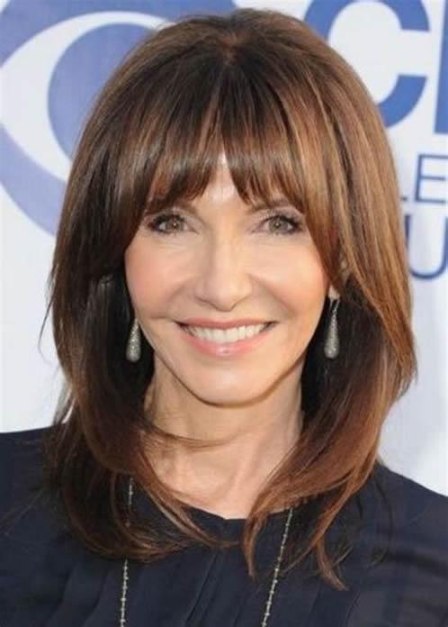 peinados cortes de pelo mujeres 40 50 años 071