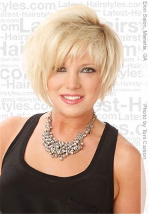 peinados cortes de pelo mujeres 40 50 años 139