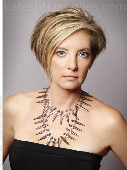 peinados cortes de pelo mujeres 40 50 años 143