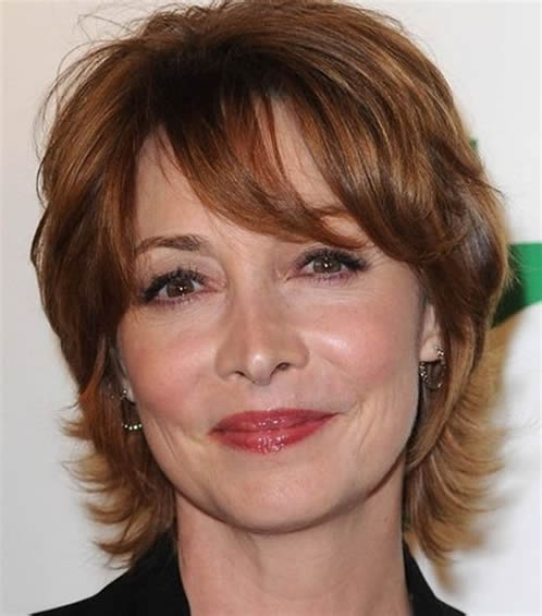 peinados cortes de pelo mujeres 40 50 años 163