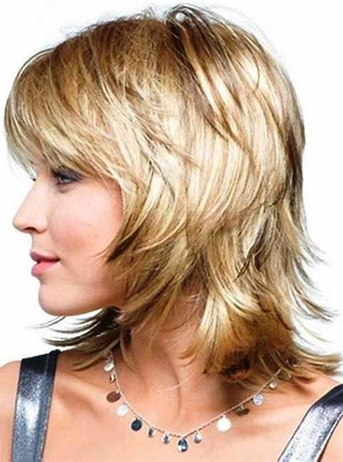 Corte de cabello modernos para gorditas