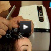 colocación de ruleros clase 3 curso peluqueria online