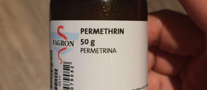 permithrine,