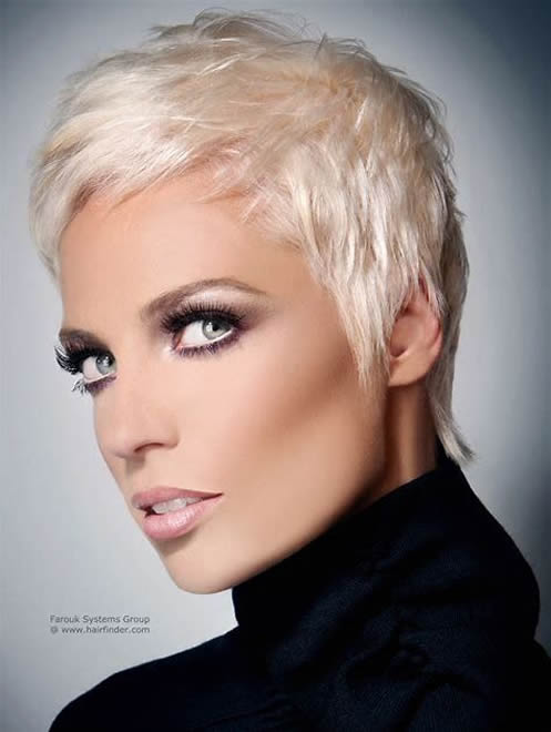 cortes de pelo modernos mujeres 073 - Corte De Pelo Moderno