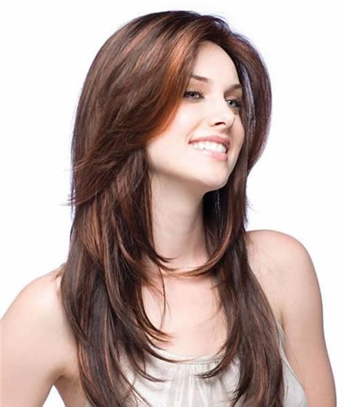 corte de pelo mujer largo