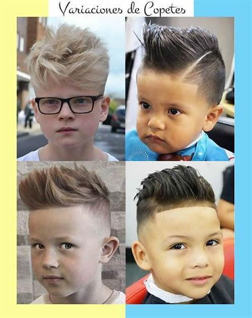 cortes de pelo niños 110