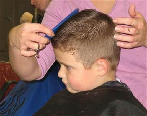 cortes de pelo niños 130