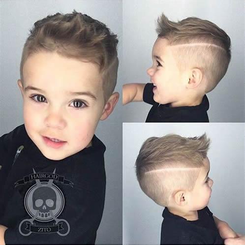cortes de pelo niños 142